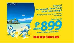 2017 Cebu Pacific Promo February-April