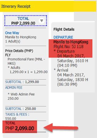 Manila-to-Hongkong-Seat-Sale
