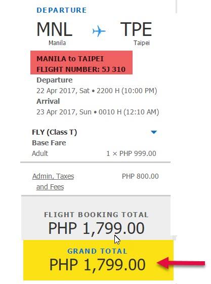 Cebu-Pacific-Promo-2017-Manila-to-Taipei.