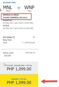 Cebu-Pacific-Seat-Sale-Manila-to-Naga-May-2017