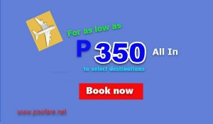 As low as P350 Cebu Pacific Sale Tickets 2017