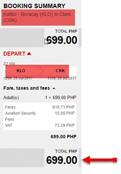 Kalibo-to-Clark-P699-Promo-July-2017