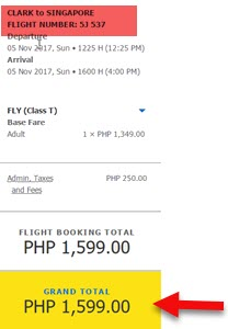 Cebu-Pacific-P1599-Promo-2017-Clark-to-Singapore