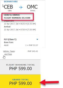 Cebu-Pacific-Promo-Fare-April-2017-Cebu-to-Ormoc