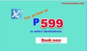 Cebu Pacific Promo April, May, June 2017 Starts at P599