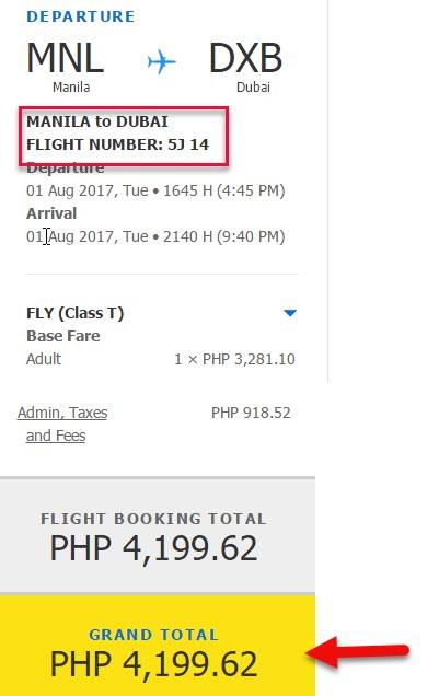 Manila-to-Dubai-Seat-Sale-August-2017