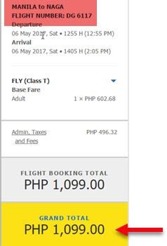 Manila-to-Naga-Promo-flight-May-2017