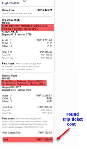 Skyjet-round-trip-promo-fare-to-Batanes-August-2017