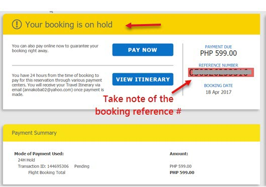 Cebu-Pacific-Booking-Reference-Number
