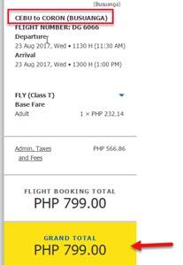 Cebu-Pacific-Promo-Cebu-to-Coron-August-2017