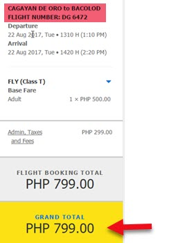 Cebu-Pacific-Seat-Sale-Cagayan-De-Oro-to-Bacolod-August-2017