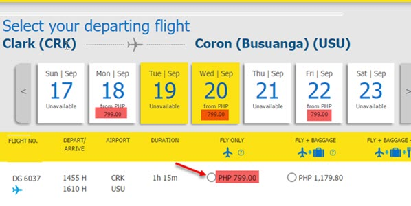 Cebu-Pacific-Seat-Sale-Clark-to-Coron-September-2017.