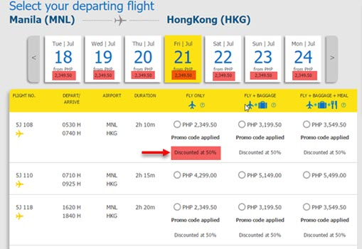 Cebu-Pacific-Seat-Sale-Manila-to-Hongkong-July-2017.