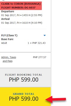 Clark-to-Coron-Cebu-Pacific-Promo-Ticket-September-2017