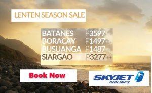 Skyjet-Batanes-Coron-Boracay-Siargao-June-October-2017-Promo-Fares.