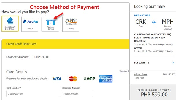 Step-8-Select-Payment-Method-for-the-Booked-Ticket