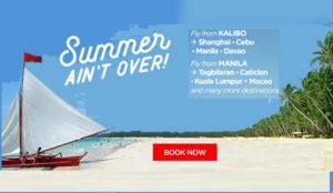 Promo Fares by Air Asia: May- November 2017 Trips