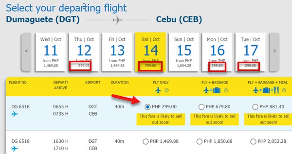 Cebu-Pacific-Promo-Tickets-Dumaguete-to-Cebu-2017
