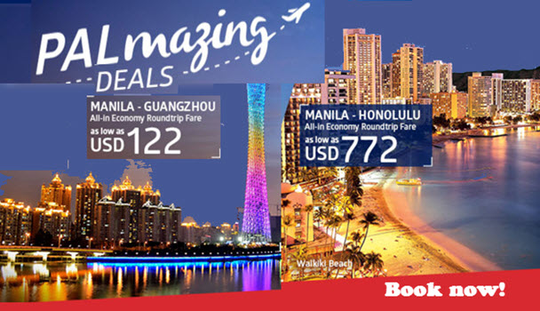 Philippine-Airlines-Seat-Sale-2017-Guangzhou-Honolulu
