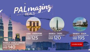 Philippine Airlines Promo Kuala Lumpur, Guam, Singapore, Taipei, Ho Chi Minh