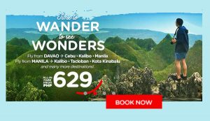 Air Asia Promo Deals June-November 2017