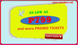 July to December 2017 Domestic P799 Promo Tickets