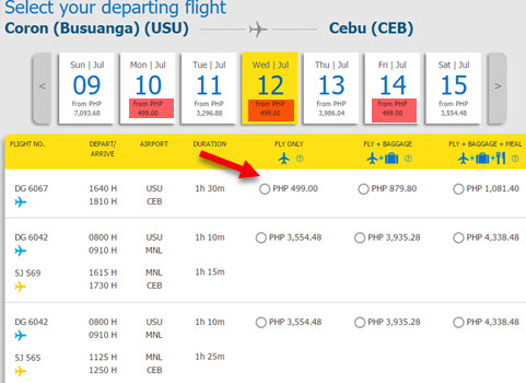 Cebu-Pacific-Sale-Ticket-Coron-to-Cebu