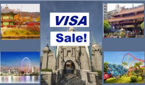 International Promo Tickets Visa Sale July- November 2017