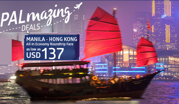 Philippine-Airlines-Hongkong-Promo-June-November-2017