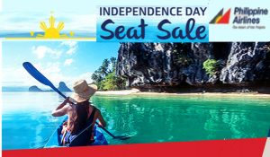 Philippine Airlines Domestic Seat Sale 2017 to 2018