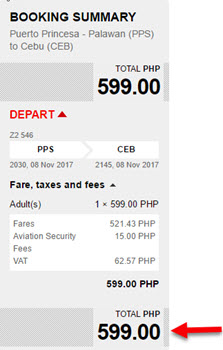 Puerto-Princesa-to-Cebu-Sale-Ticket-2017