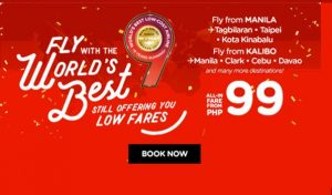 January-August 2018 Air Asia Promo Fare
