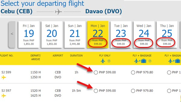 Cebu-Pacific-Sale-Ticket-2018-Cebu-to-Davao