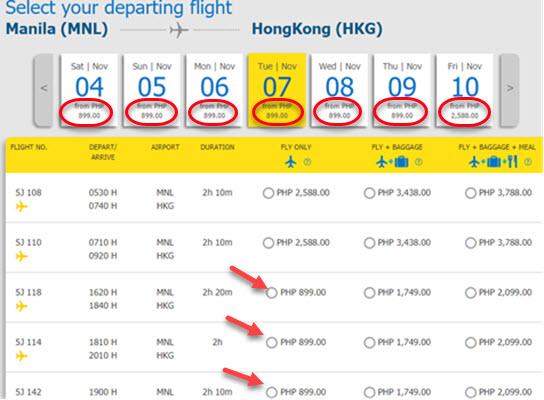 Manila-to-Hongkong-SAle-Ticket-2017