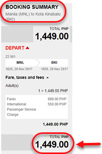 Manila-to-Kota-Kinabalu-Sale-Ticket-2017