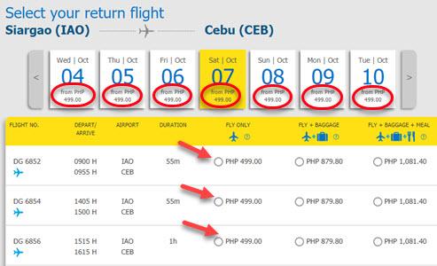Promo-Fare-Ticket-Siargao-to-Cebu