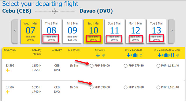 Cebu-Pacific-Promo-Fare-Cebu-to-Davao