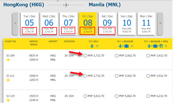 Cebu-Pacific-Promo-Hong-Kong-to-Manila
