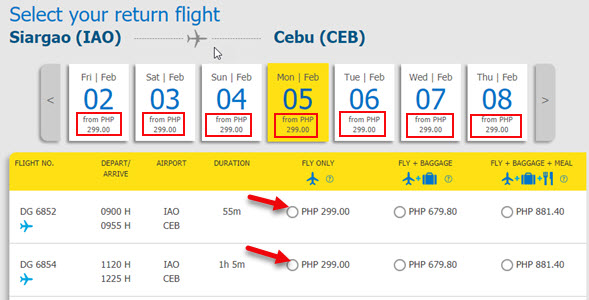 Cebu-Pacific-Seat-Sale-2018-Siargao-to-Cebu