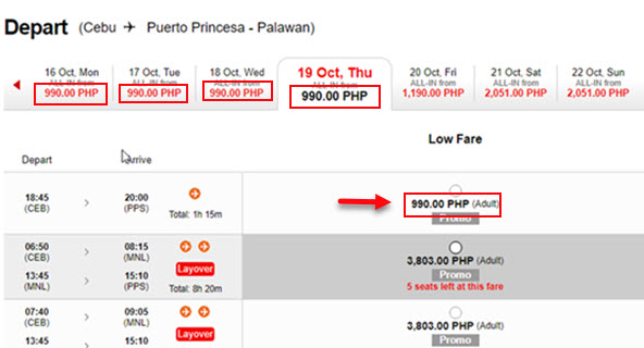 Cebu-to-Puerto-Princesa-Seat-Sale-2017