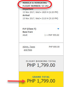 Manila-to-Hong-Kong-Promo-Ticket