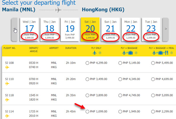 Manila-to-Hong-Kong-Sale-Ticket-2018