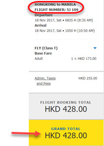 Sale-Ticket-Hong-Kong-to-Manila