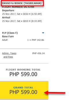 Cebu-Pacific-Promo-Fare-Davao-to-Tagbilaran