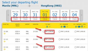 Manila-to-Hong-Kong-Cebu-Pacific-Promo-Fare