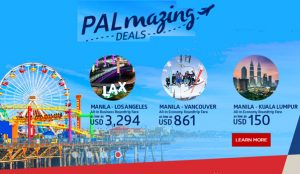 Philippine Airlines Seat Sale 2017: USA, Canada, Malaysia