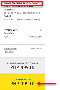 Tagbilaran-to-Davao-Cebu-Pacific-Seat-Sale