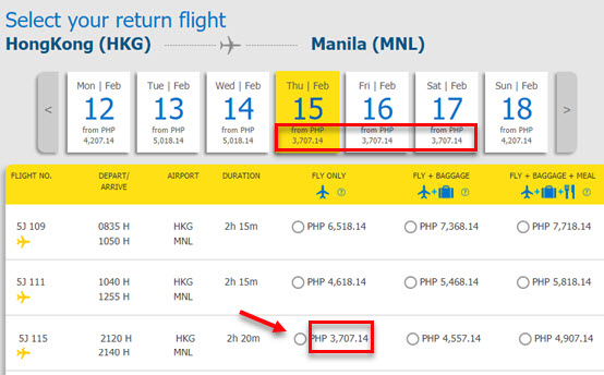 Cebu-Pacific-Promo-Ticket-Hong-Kong-to-Manila