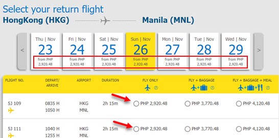 Cebu-Pacific-Seat-Sale-Hong-Kong-to-Manila
