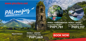 Philippine Airlines January 2018 Domestic Promos